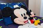 Mickey Mouse Themed Bedroom